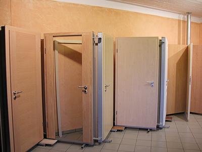 Türenausstellung  Tischlerei Schreinerei Möbelbau Reinhard, Setzelbach - Fulda